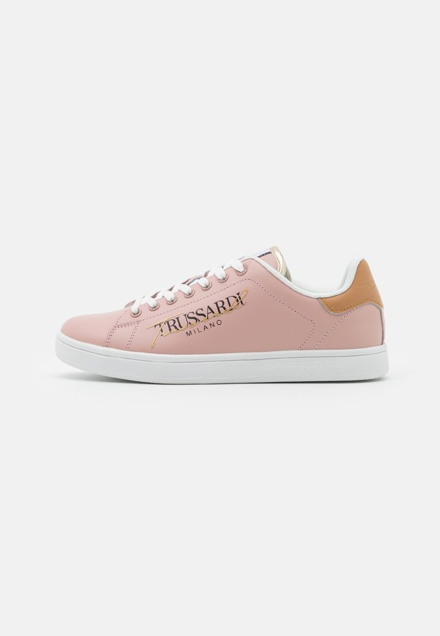 GALIUM - Sneakers laag - pink/tan