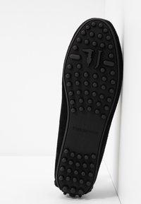 Trussardi Jeans - Mokasíny - black - 6
