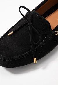 Trussardi Jeans - Mokasíny - black - 2