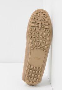 Trussardi Jeans - EXCLUSIVE  - Mokkasiner - cappucino - 6
