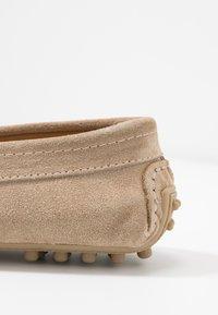 Trussardi Jeans - EXCLUSIVE  - Mokkasiner - cappucino - 2