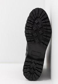 Trussardi Jeans - Veterboots - black - 6