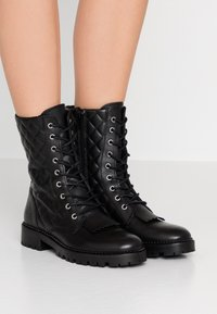 Trussardi Jeans - Veterboots - black - 0