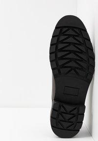 Trussardi Jeans - Stringate - dark brown - 4
