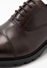 Trussardi Jeans - Stringate - dark brown - 5
