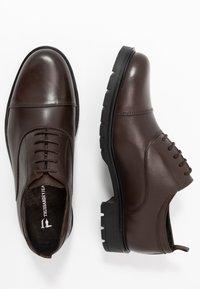 Trussardi Jeans - Stringate - dark brown - 1