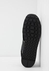 Trussardi Jeans - Baskets basses - anthracite/blue/navy - 4