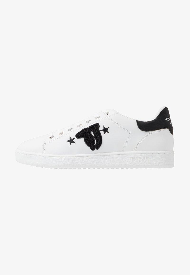 Trussardi Jeans - Sneaker low - black/white