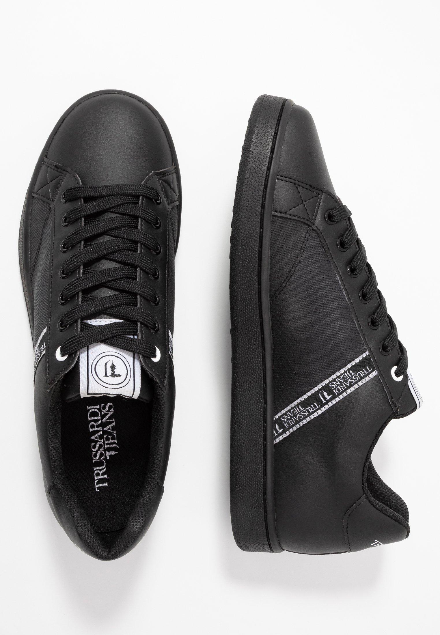 Trussardi Jeans Joggesko - black