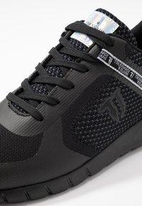 Trussardi Jeans - Trainers - black - 5
