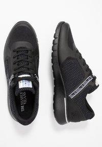 Trussardi Jeans - Trainers - black - 1