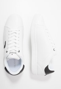 Trussardi Jeans - Trainers - white/black - 1