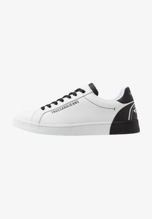 Baskets basses - white/black