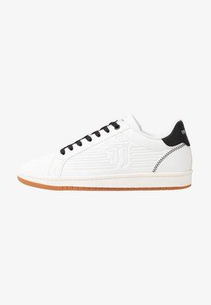 Baskets basses - white/black
