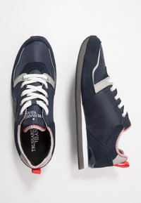 Trussardi Jeans - Sneakers - navy blue/grey - 1