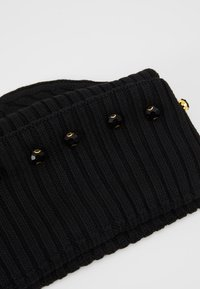 Trussardi Jeans - MISTO T-EASY - Beanie - black - 3