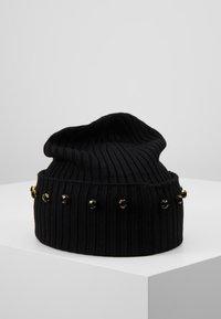 Trussardi Jeans - MISTO T-EASY - Beanie - black - 2