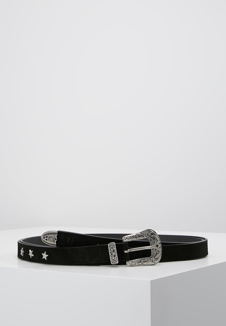 Trussardi Jeans - COWGIRL DREAM BELT - Gürtel - black