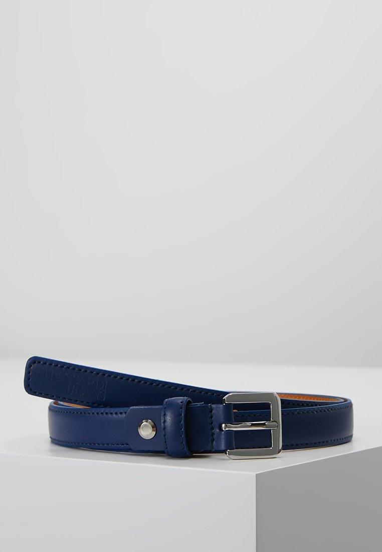 Trussardi Jeans - BELT ENTRY PRICE - Cinturón - bluette