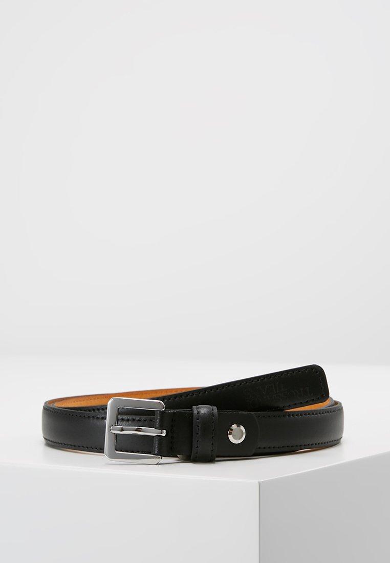 Trussardi Jeans - BELT ENTRY PRICE - Belt - black