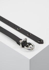 Trussardi Jeans - Gürtel - black - 2