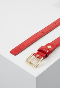 Trussardi Jeans - T-EASY LIGHT BELT - Gürtel - red - 2