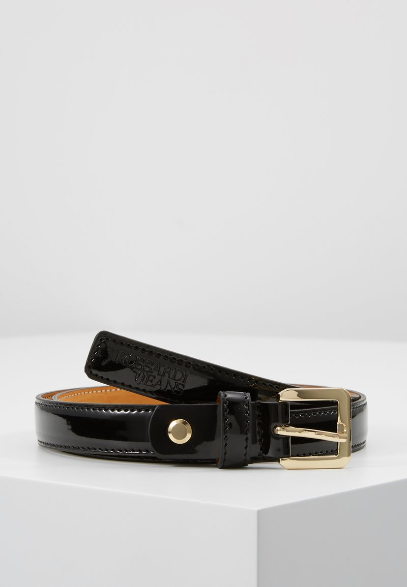 Trussardi Jeans - T-EASY LIGHT BELT - Ceinture - black