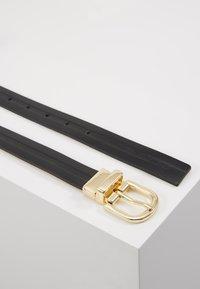 Trussardi Jeans - Pásek - black - 3