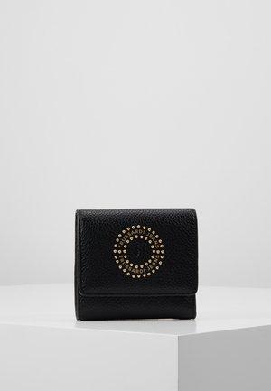 HARPER TUMBLED BIFOLD - Wallet - black/light gold