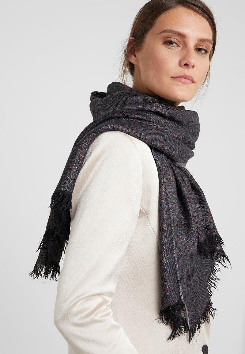 Trussardi Jeans - Scarf - black/multi