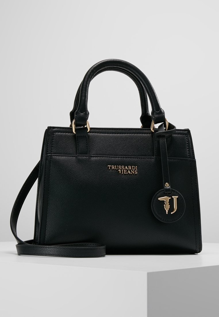 Trussardi Jeans - EASY LIGHT TOTE - Handbag - black