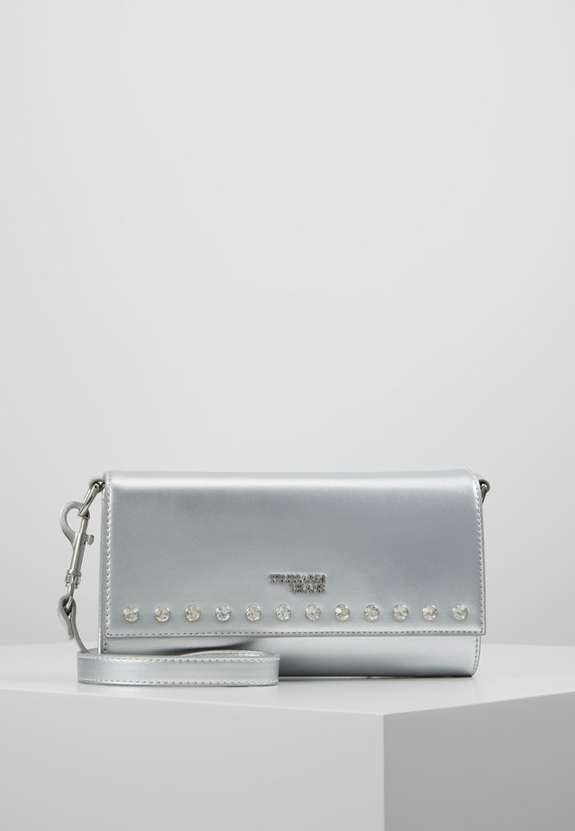 EASY SHINE - Umhängetasche - silver
