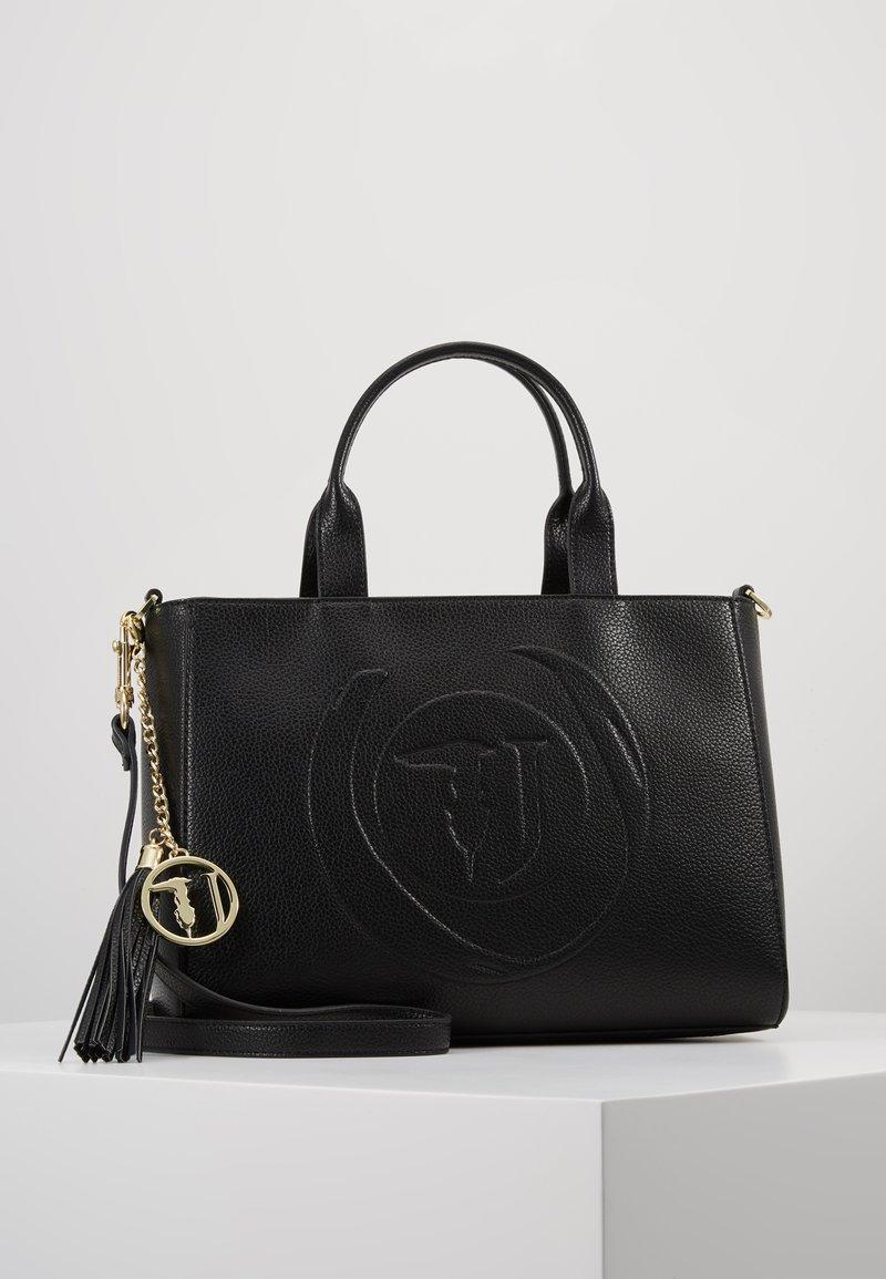 Trussardi Jeans - FAITH - Torebka - black