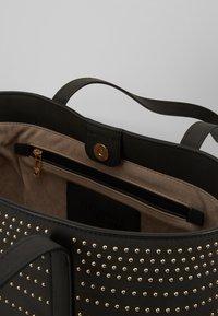Trussardi Jeans - ANITA  - Kabelka - black - 4
