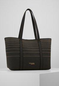 Trussardi Jeans - ANITA  - Kabelka - black - 0