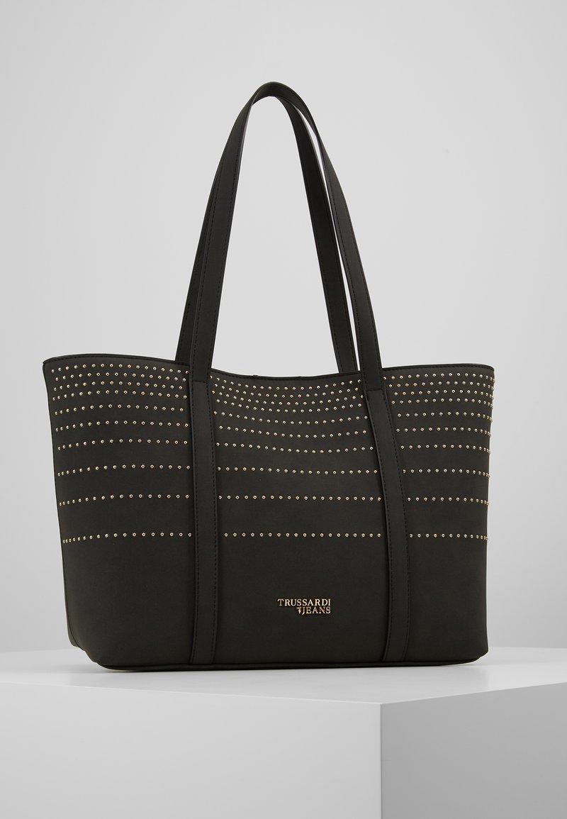 Trussardi Jeans - ANITA  - Kabelka - black