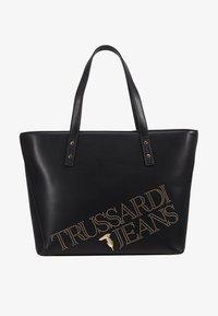 Trussardi Jeans - ELETTRA - Handtasche - black - 5