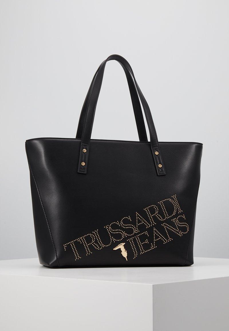 Trussardi Jeans - ELETTRA - Handtasche - black
