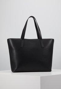 Trussardi Jeans - ELETTRA - Handtasche - black - 2