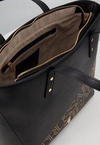 Trussardi Jeans - ELETTRA - Handtasche - black - 4