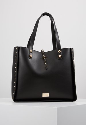 DAFNE MICRO STUDS SET - Handtasche - black