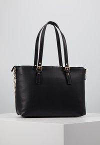 Trussardi Jeans - PENELOPE BUCKLE - Handtasche - black - 2