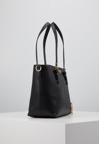 Trussardi Jeans - PENELOPE BUCKLE - Handtasche - black - 3