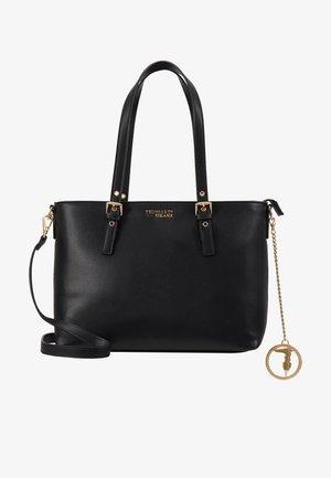 PENELOPE BUCKLE - Håndtasker - black