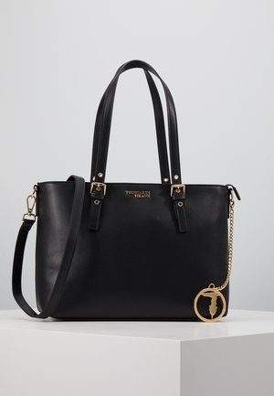 PENELOPE BUCKLE - Handbag - black