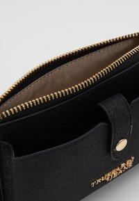 Trussardi Jeans - CLOE CROSSBODY - Umhängetasche - black - 3