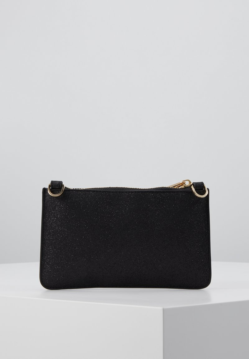 Trussardi Jeans - CLOE CROSSBODY - Umhängetasche - black