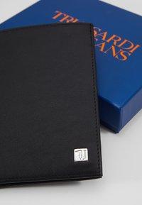 Trussardi Jeans - Pouzdro na vizitky - black - 2