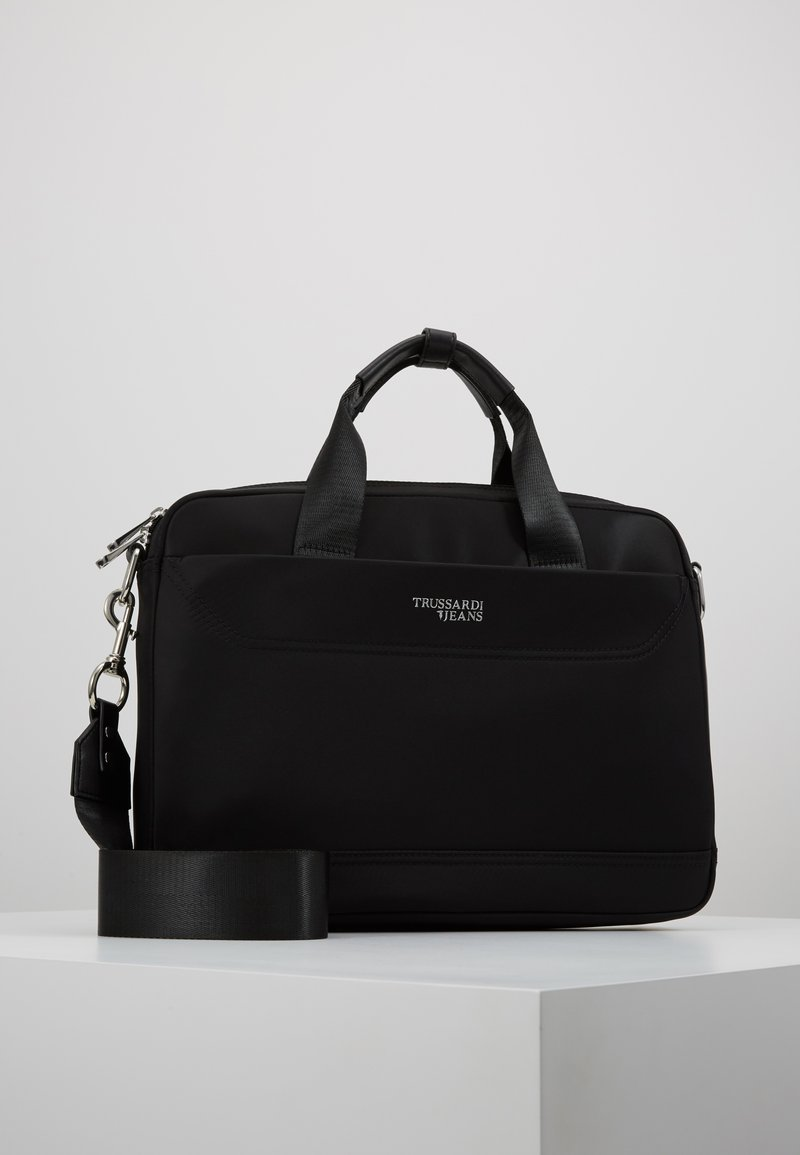 Trussardi Jeans - BUSINESS CITY  - Mallette - black
