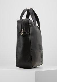 Trussardi Jeans - Aktovka - black - 4